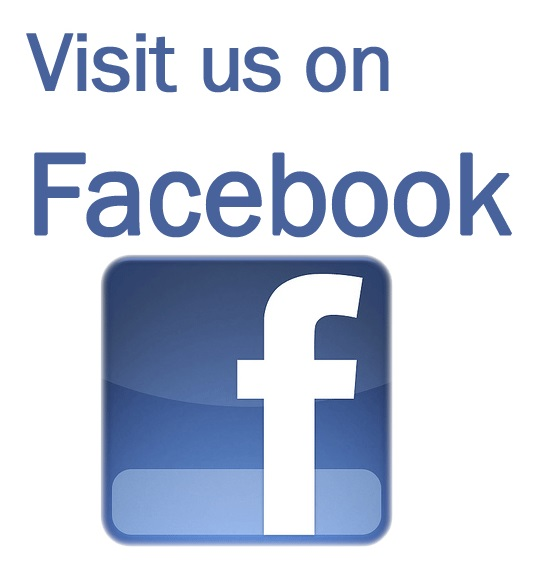 Like and follow us at facebook